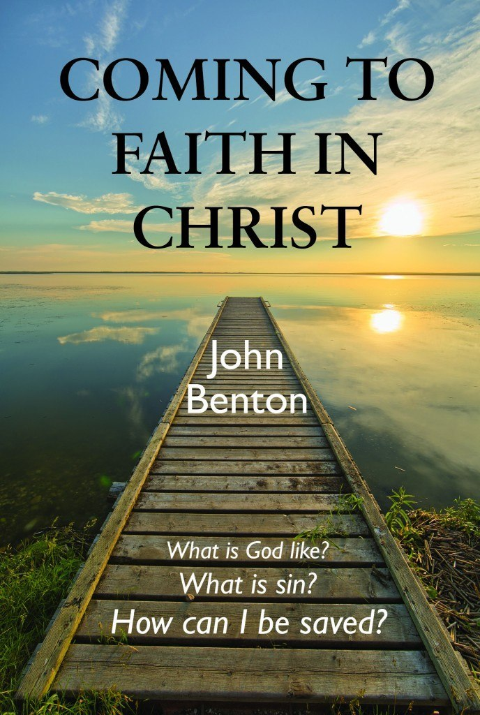 cover image for 'Coming to Faith in Christ'