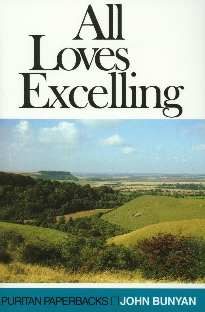 Book Cover for 'All Loves Excelling'