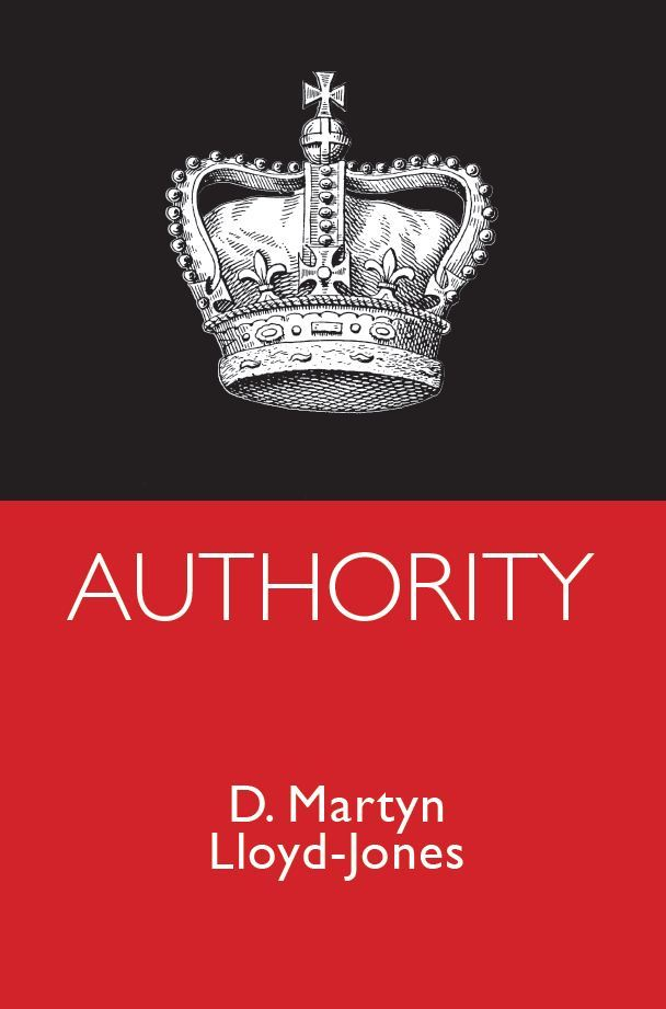 Book Cover For 'Authority'