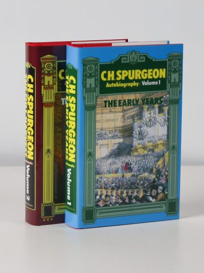 Image of the Spurgeon Autobiography 2 Volume Set