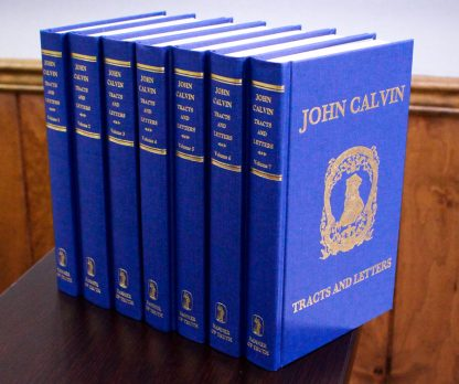 image of Calvin's Tracts and Letters