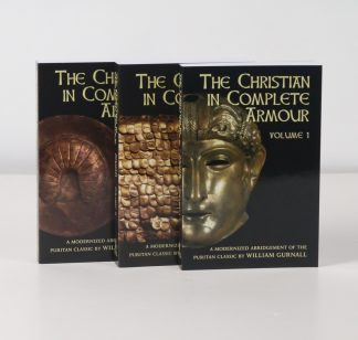 image of the christian in complete armour 3 volume set