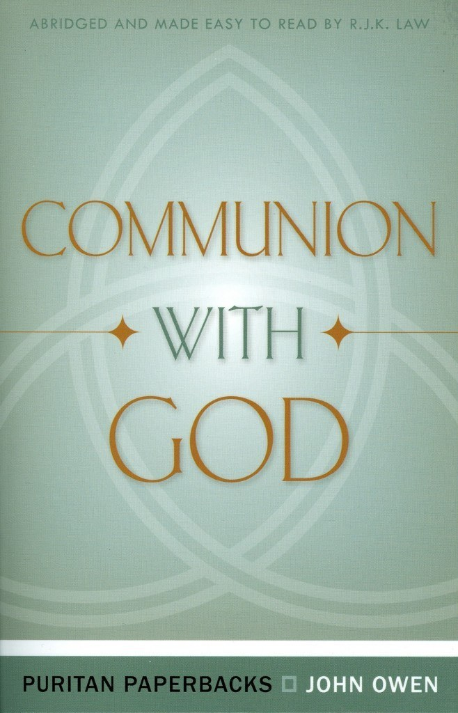 Cover image for 'Communion with God' by John Owen