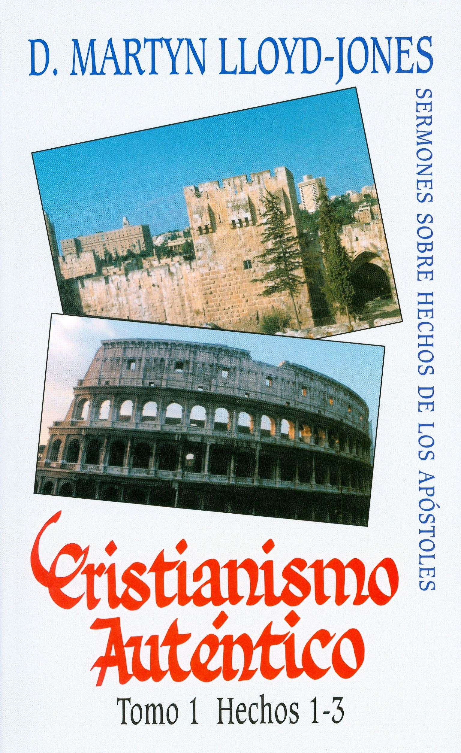 Book Cover For 'Cristianismo Autentico'