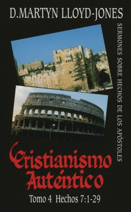 Book Cover For 'Cristianismo Autentico;