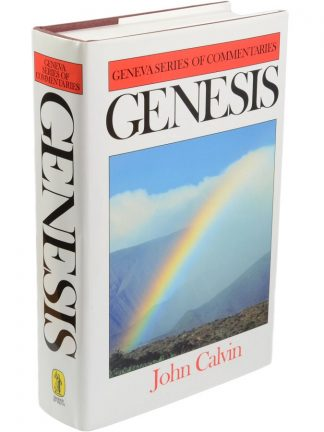 3d image of Genesis by John Calvin