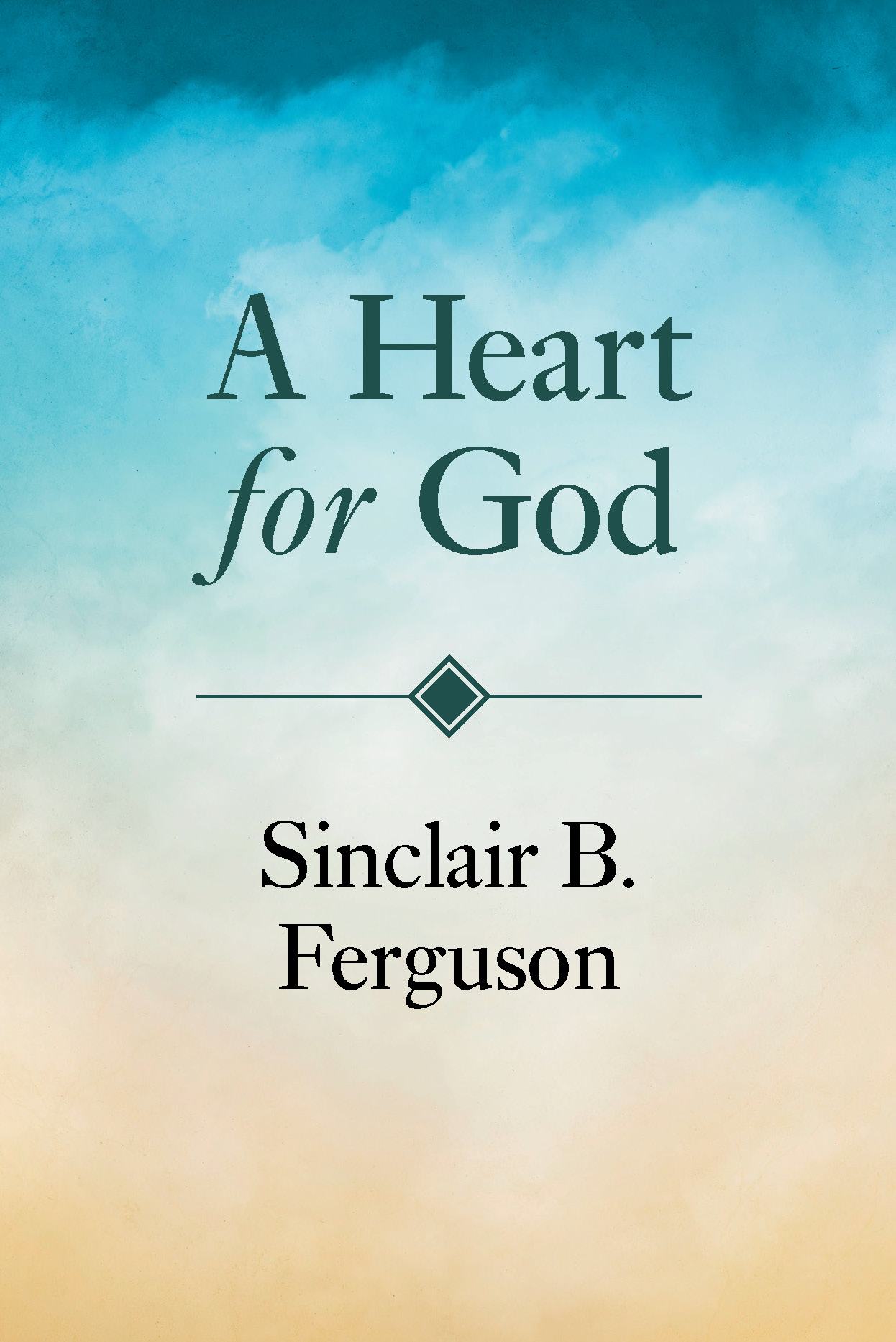 cover image for 'Heart For God' by Sinclair Ferguson