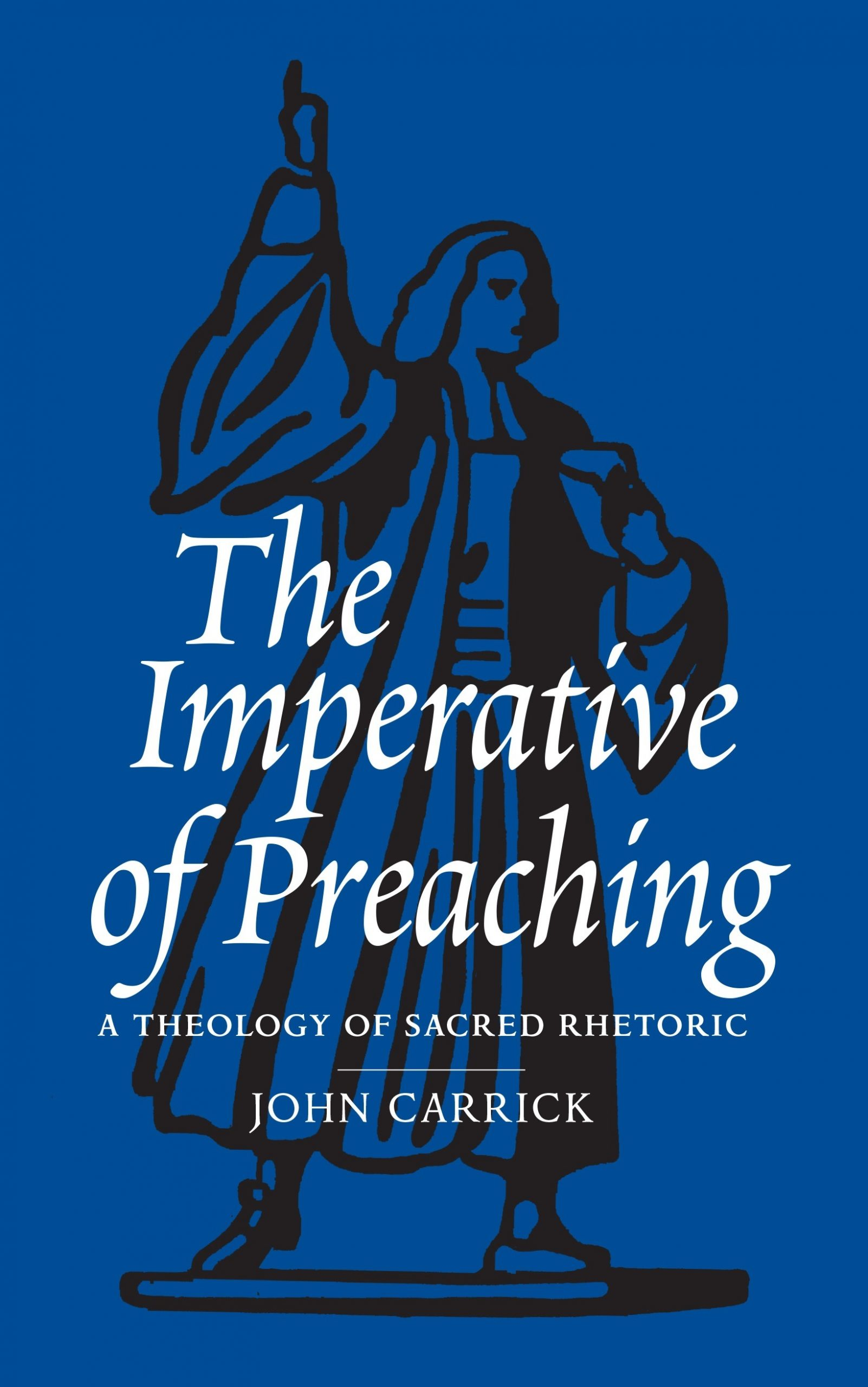 Cover image of 'Imperative of Preaching'