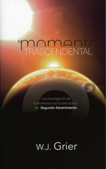 Book Cover For 'El Momento Transcendental'