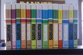 Image of the 15 Volume Romans set by Lloyd-Jones