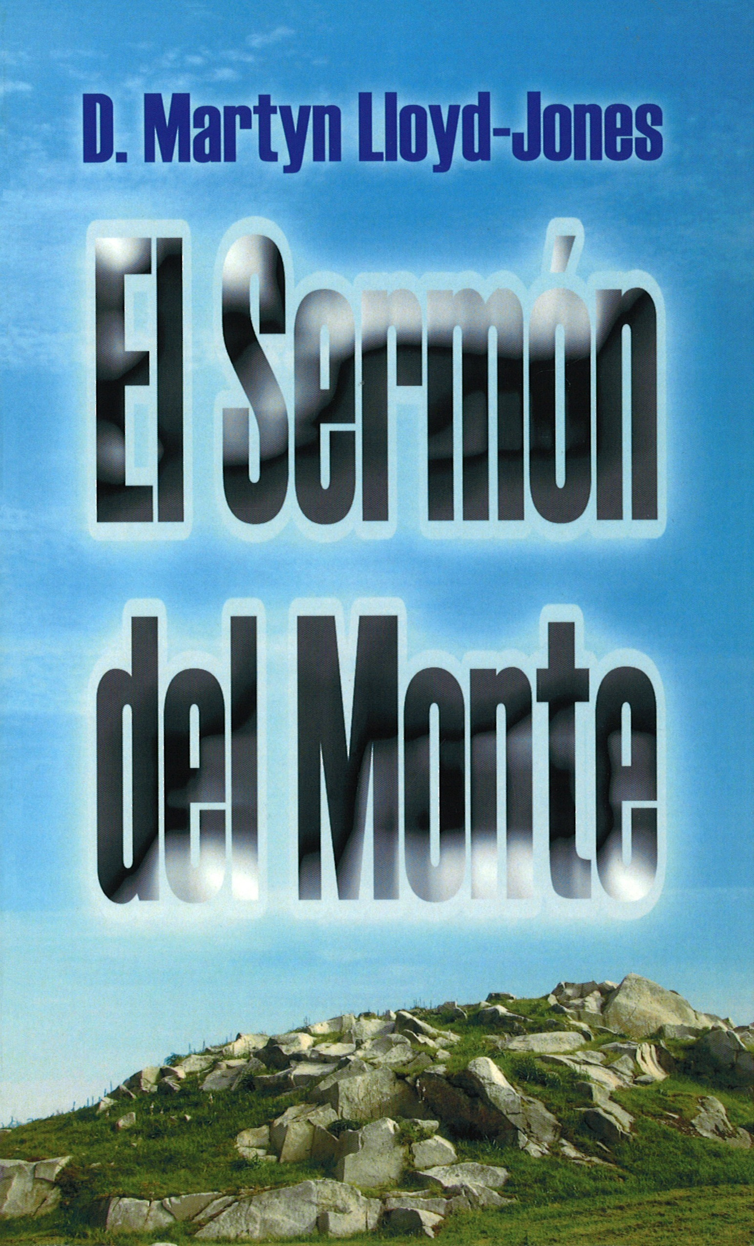 Book Cover For 'El Sermón del Monte'