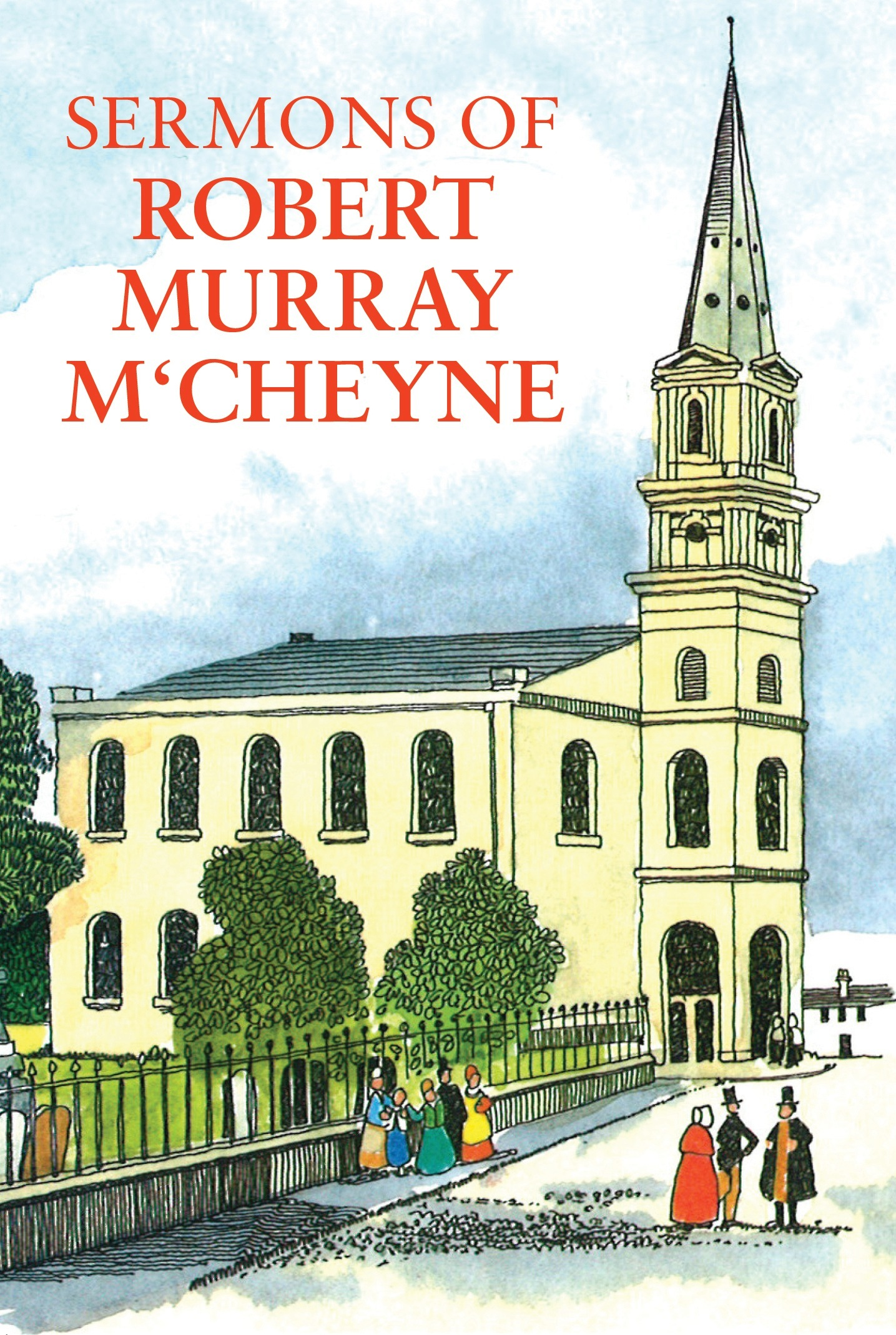 cover image for Sermons of Robert Murray M'Cheyne