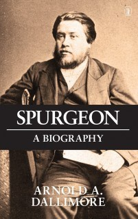 Cover Image for 'Spurgeon: A Biography' by Arnold Dallimore