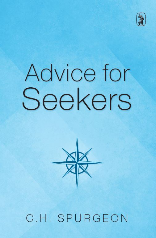 cover image for Advice For Seekers by Spurgeon