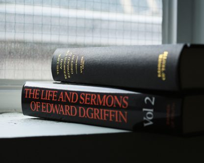 image of the the Life and Sermons of Edward D. Grififn