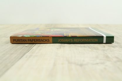 image of the spine of Josiah's reformation