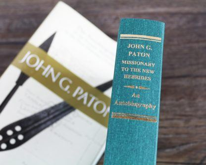 image of the Paton Autobiography