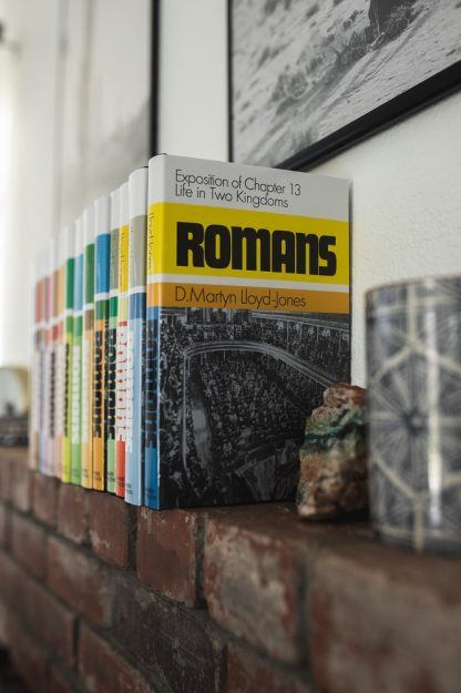 image of the Romans 14 Volume Set by D. Martyn Lloyd-Jones