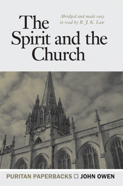 image of the spirit and the church by john owen