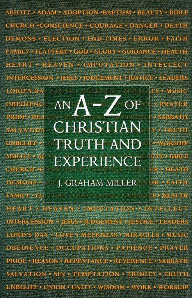 Book Cover for 'An A-Z of Christian Truth and Experience'