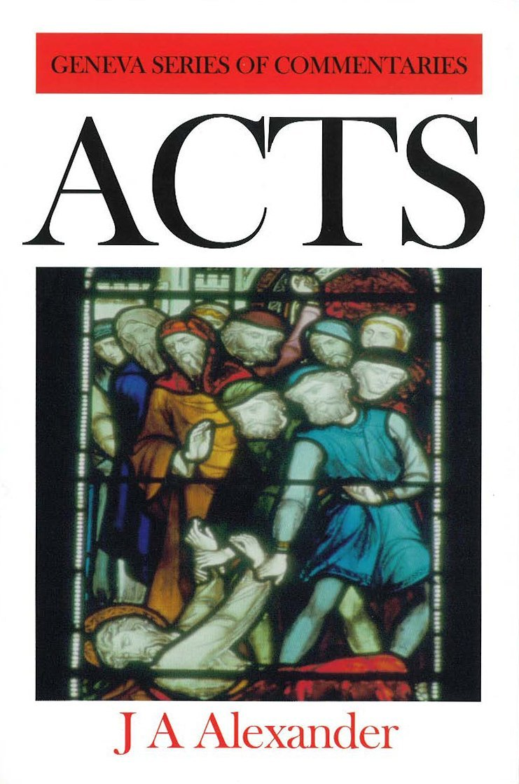 Book Cover for 'Acts'