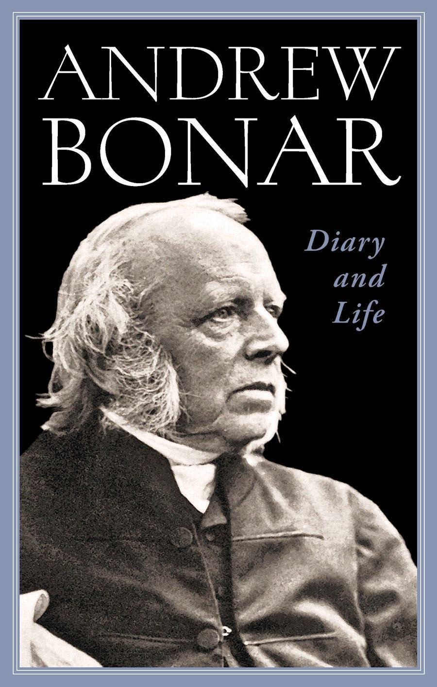 Book Cover for 'Andrew Bonar'