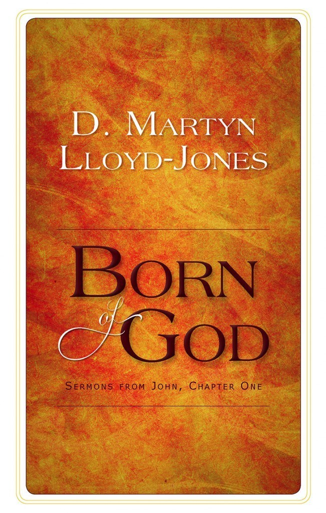 Book Cover For 'Born of God'