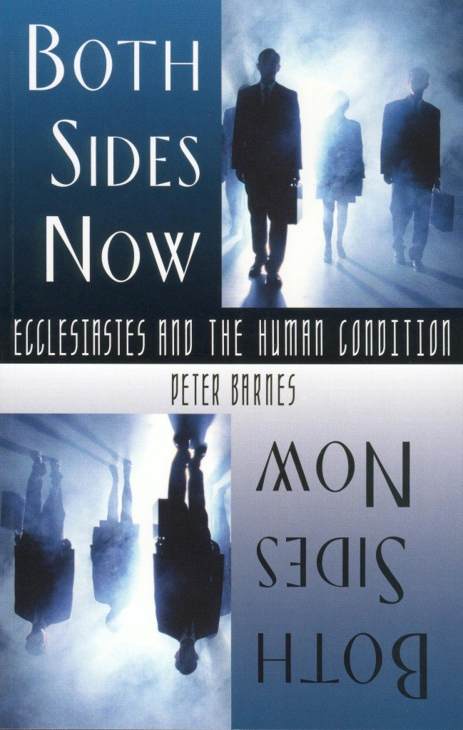 Cover image for 'Both Sides Now' by Peter Barnes