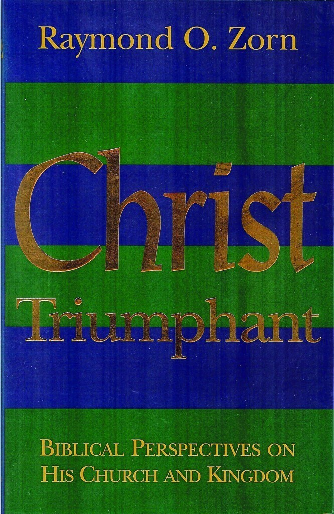 Cover Image of 'Christ Triumphant'