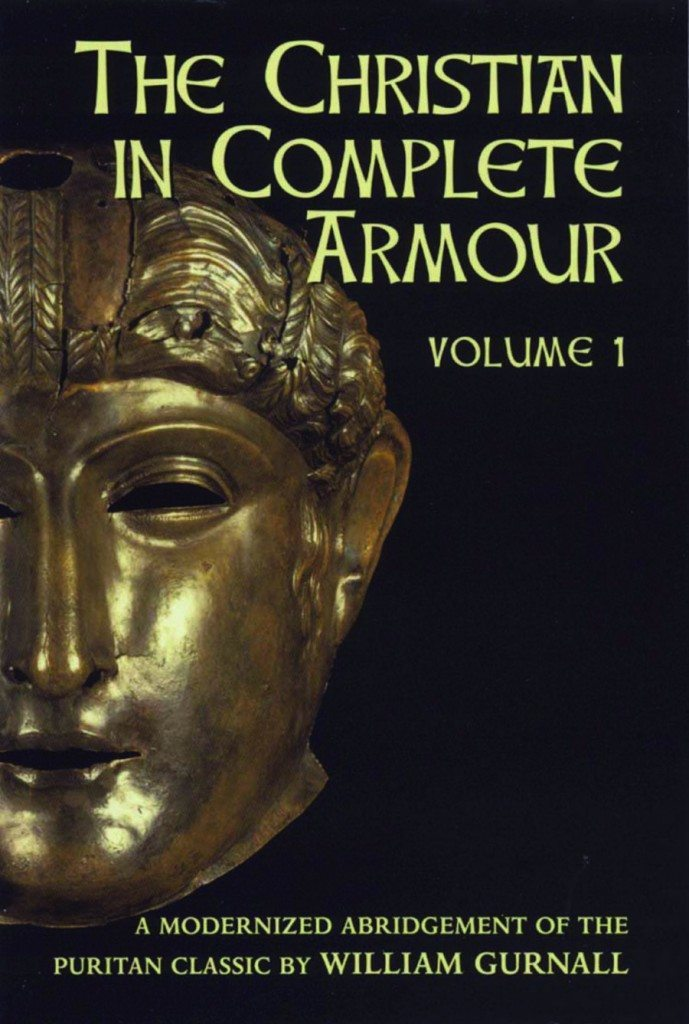 Book Cover For 'Christian In Complete Armour'