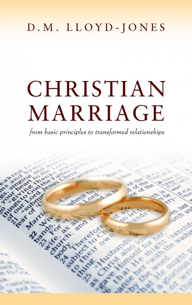 Cover Image of 'Christian Marriage'