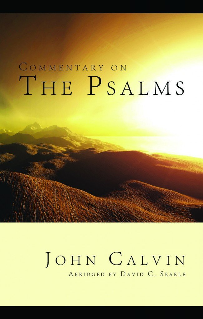 Book Cover For 'Commentary on the Psalms'