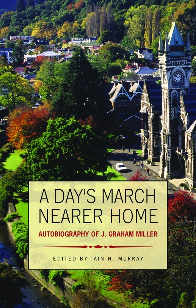 Book Cover for 'A Day's March Nearer Home'