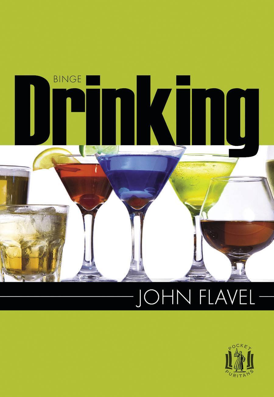 Book Cover For Binge Drinking