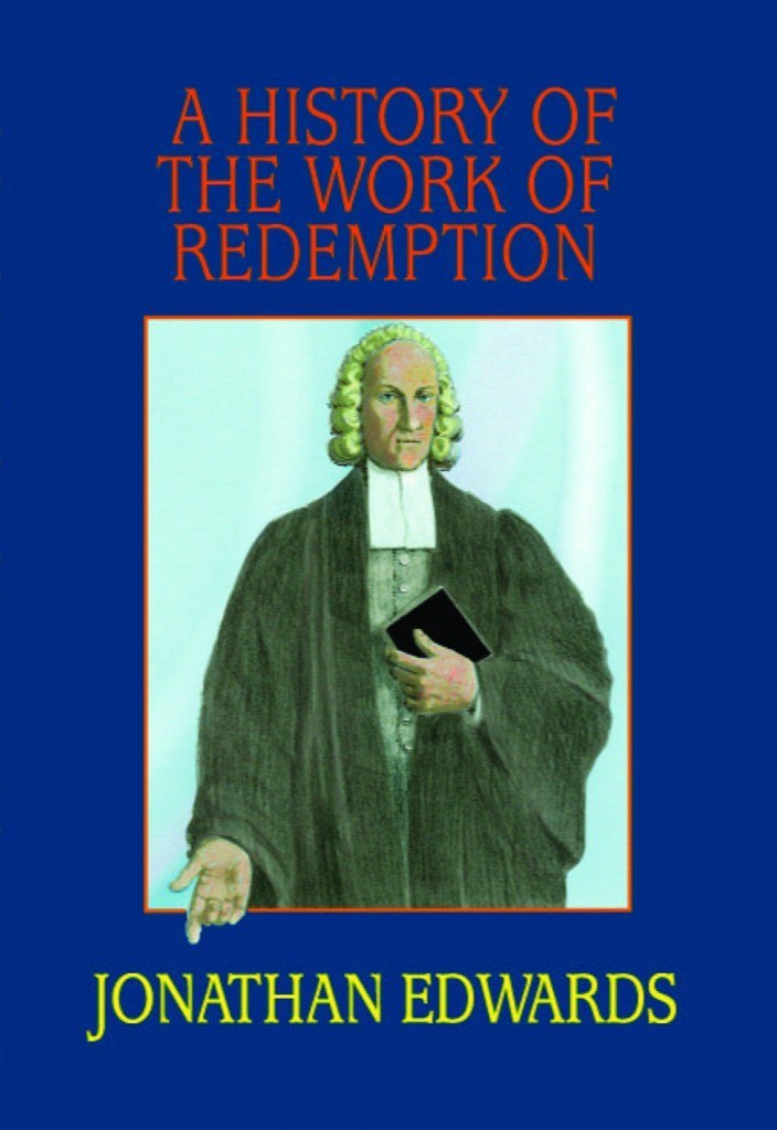 Book Cover for 'A History of the Work of Redemption'