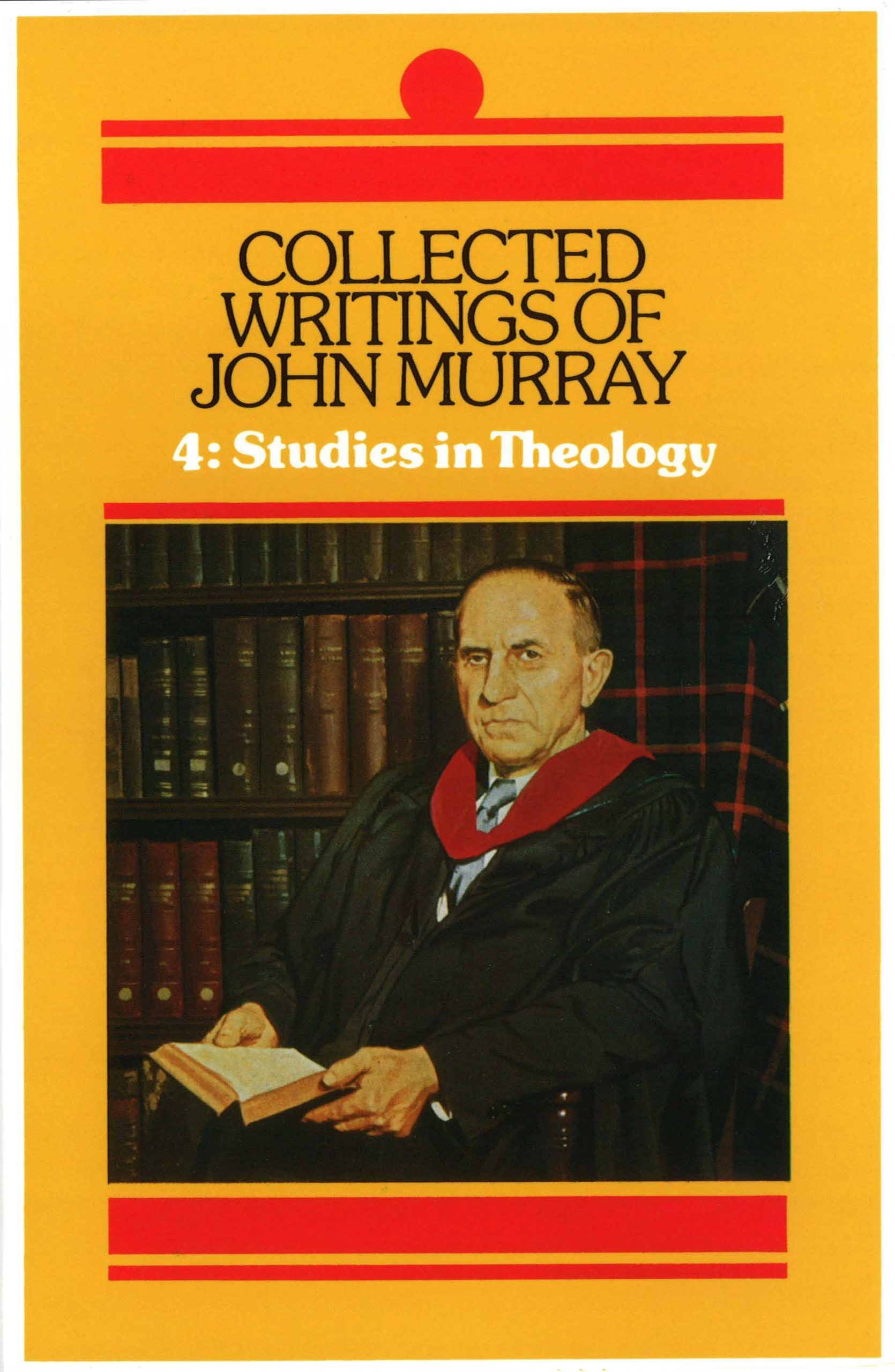 Book Cover For 'Collected Writings of John Murray'