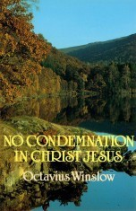 Book Cover for 'No Condemnation In Christ'