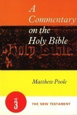 Book Cover for 'A Commentary on the Holy Bible'