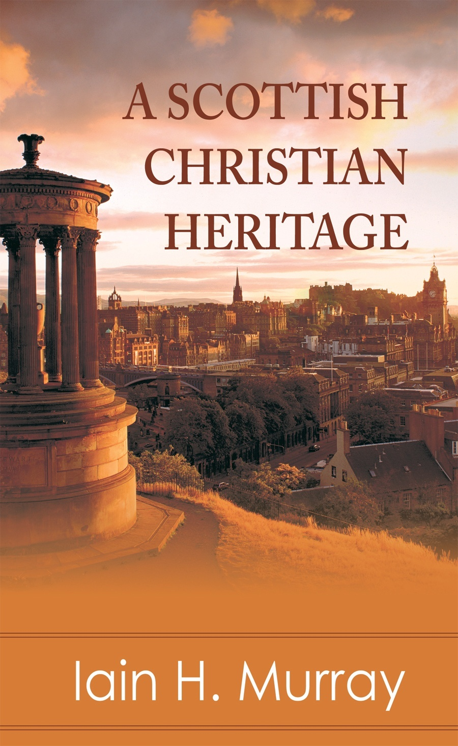 Book Cover for 'A Scottish Christian Heritage'