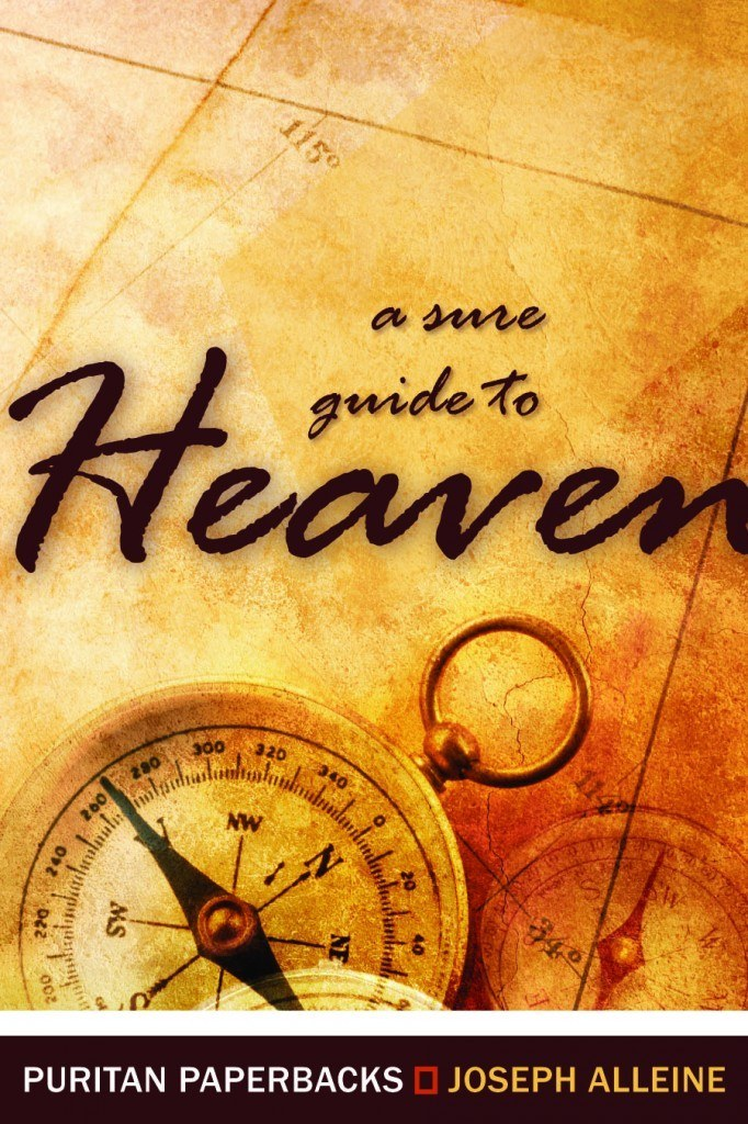 Book Cover for 'The Sure Guide to Heaven'