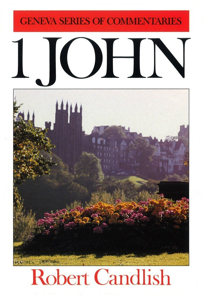 Book Cover for '1 John'