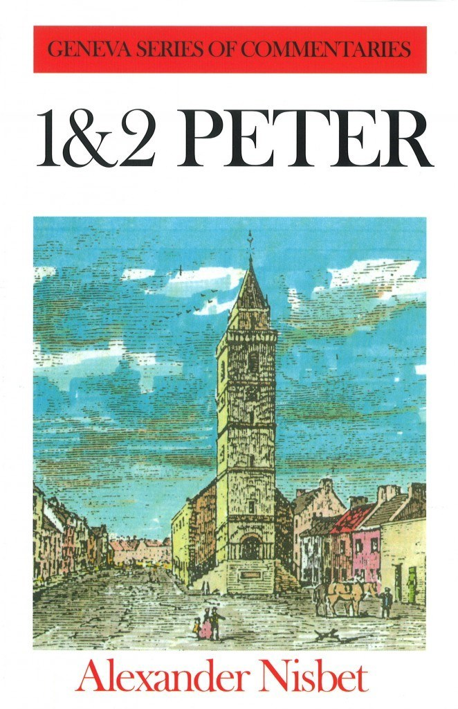 Book cover for '1 & 2 Peter'