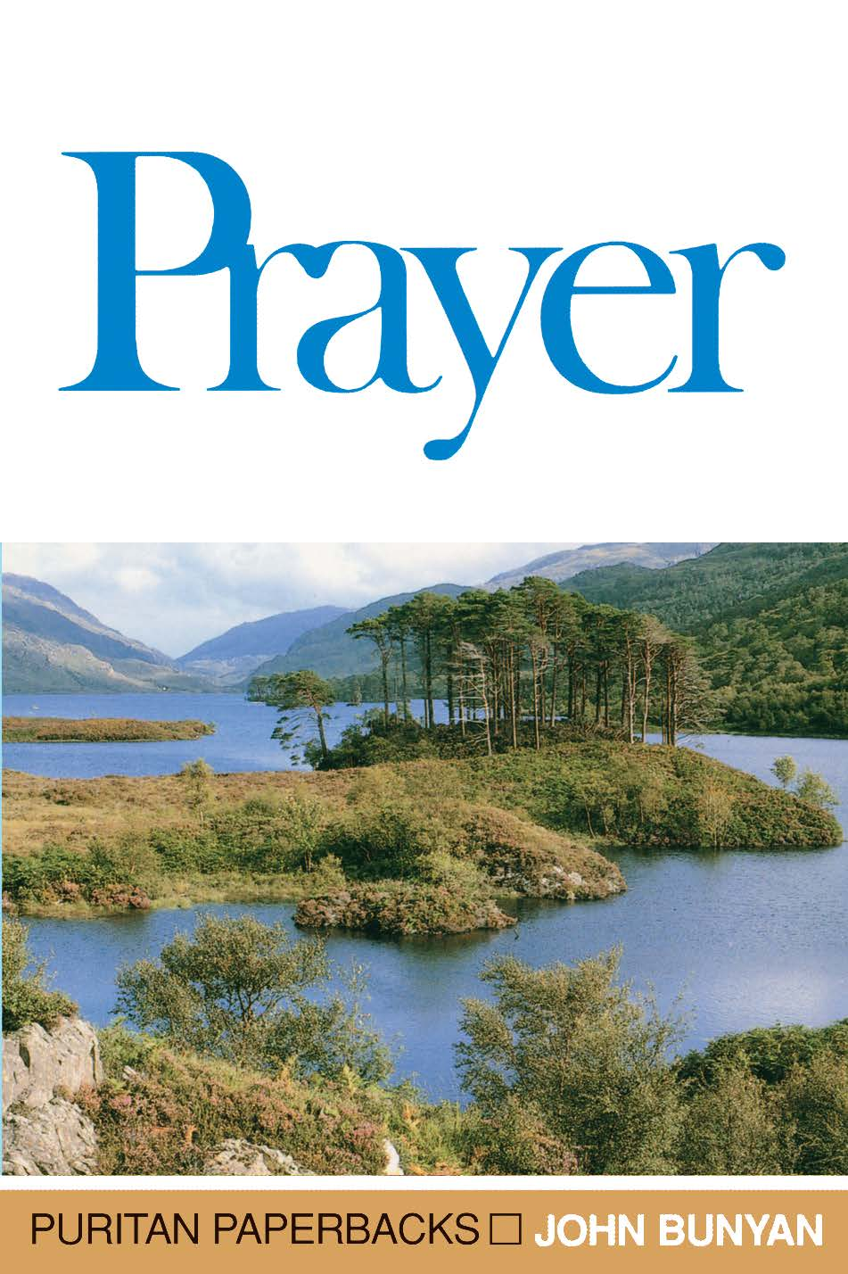 prayer cover image (John Bunyan)