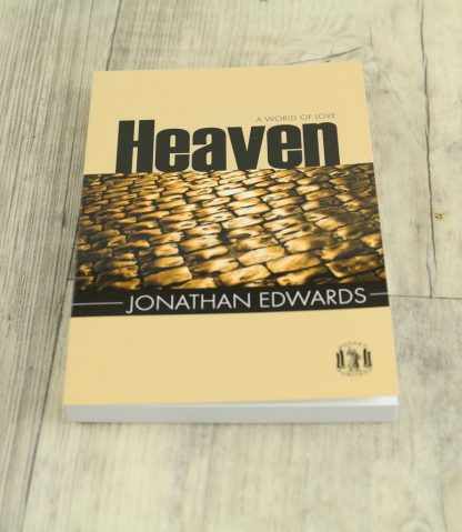 image of the front cover of Heaven by Jonathan Edwards