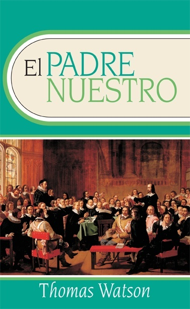 Book Cover For 'El Padre Nuestro'