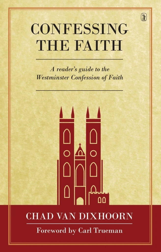 Book cover for 'Confessing the Faith'