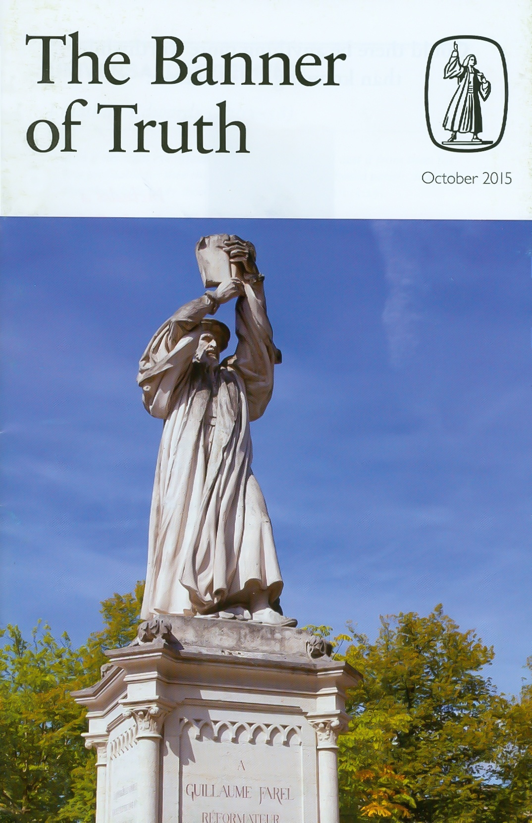 Cover of the 2015 October Magazine