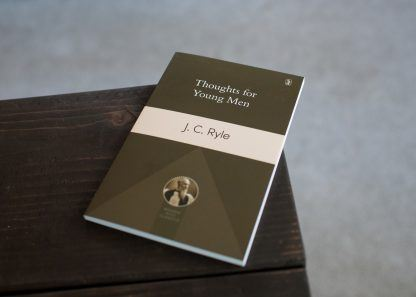 image of the book Thoughts For Young Men by Ryle