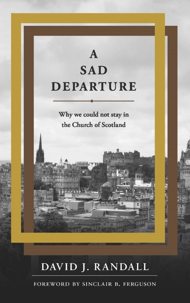 cover image for 'A Sad Departure' by David Randall