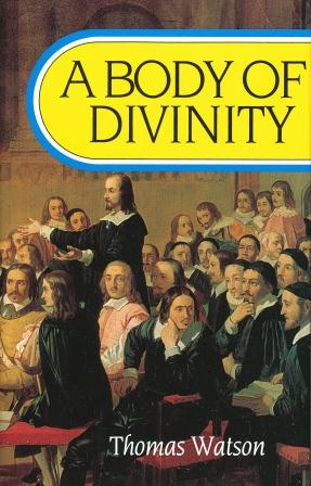 Cover for a Body of Divinity